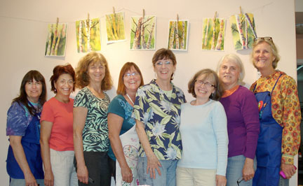 adult watercolor workshop